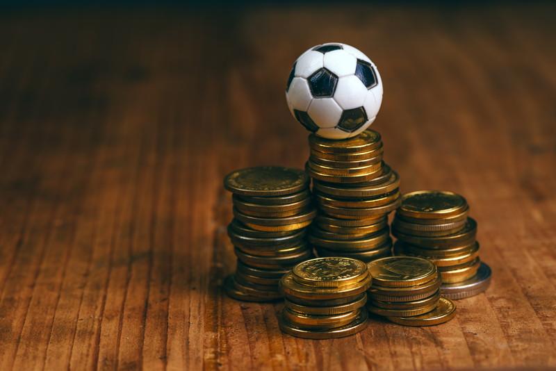 サッカー コイン
